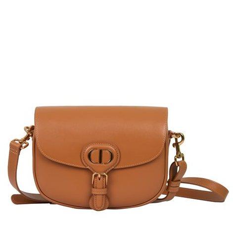 Christian Dior - Medium Bobby leather shoulder bag