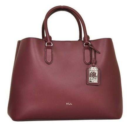 Ralph Lauren - Leather Shoulder Bag