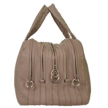 Dolce & Gabbana - Lily Soft Leather Shoulder Bag - Image 4 of 6