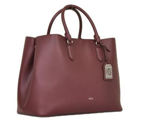 Ralph Lauren - Leather Shoulder Bag - Image 3 of 6