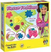 14 x Creativity for kids Fleece Fashions RRP £237.86