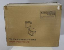 Boxed Unopened Toilet Cistern Fitting