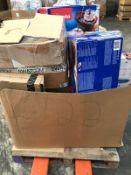 Vileda RockJam Beurer Russell Hobbs Flash Catit - 19 Items - RRP £780 - P122