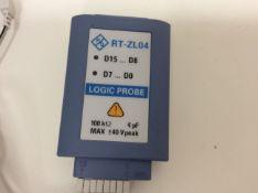 Rohde & scharz rt-ZL04 logic probe rrp 805gbp