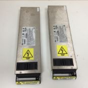 2x foundry networks power supply 32014-000