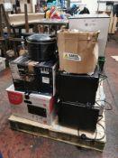Pallet of John Lewis and Argos Kitchenware Returns Inc Microwaves - RRP £1555.85