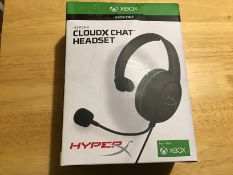 CloudX Chat Headset XBOX ONE