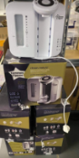 Tommee Tippee Perfect Prep Machine 5 White 1 Black (6 In Total)