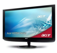 Acer H235H 23-Inch Flat Screen Lcd, Tft Monitor
