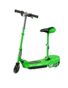 Eskoot Electric Scooter With Led Lights Brand New In Green