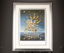 Limited Edition by Salvador Dali. 1 of only 95 Published Worldwide.