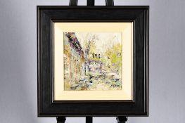 Impressionist Original Framed Oil Painting