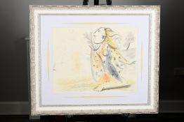 """Pablo Picasso Limited Edition Original Lithograph """"Minotaure et Femmes"""""""