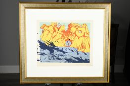 Rare Limited Edition Signed by the Great Artist Salvador Dali