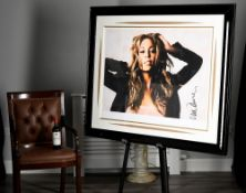 Certified Limited Edition by the Late Sydney Maurer (Beyonce)
