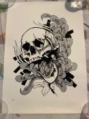 Tattooist Mark Worst Limited Edition Prints