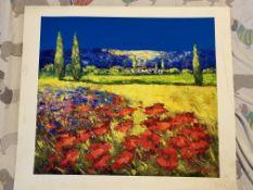 Madjid Collectible Giclee Print