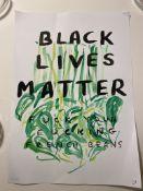 Sam Ayre, Black Lives Matter
