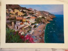 20 various Antonio Iannicelli signed prints