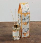 5 X The Country Candle Company Apricot Nectar Reed Diffuser