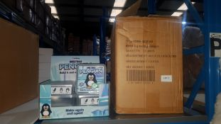 (R7P) 72 X #Winning (Boots) Melting Penguins (New / Sealed) RRP £6 Each (Combined RRP £432)