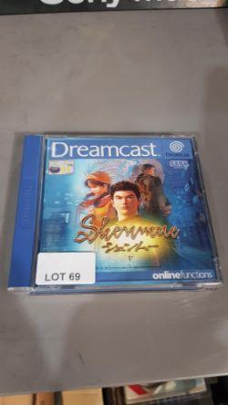 (R4I) Sega Dreamcast Retro. 1 X Sega Dreamcast Shenmue (2 Disc Game)