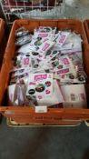 (R4A) Merchandise. A Quantity Of Little Mix Official Merchandise Badge Packs (5 Badges Per Pack) Ne