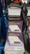 (R8F) Retro Gadgets. 12 X Goldtronic Retro Message Recorder. (20 Sec Message / Automatic Stop Syste