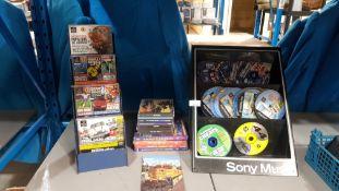 (R4I) PlayStation Retro. A Quantity Of PlayStation Magazine Demo Discs. PlayStation Ultimate Cheats