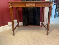 Kingwood French Table 19th-century