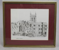 Framed Print Great Malvern