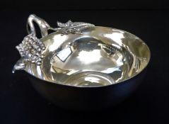 Antique Art Nouveau Silver Plated Dish