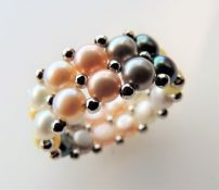 Cultured Pearl Ring