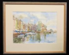 Original Landscape Watercolour Signed by Artist