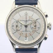 Baume & Mercier / 65542 - Gentleman's Steel Wrist Watch