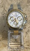 Rolex Daytona 16523 18ct Gold & Stainless Steel (2003)