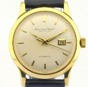 IWC / CALIBER C 8531 - Gentleman's Yellow gold Wrist Watch