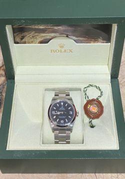 Rolex Explorer 114270 (2005) 36mm 2 YEARS GUARANTEE