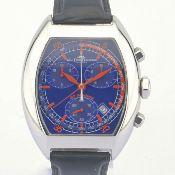 Van Der Bauwede / GT MODENA - Gentleman's Steel Wrist Watch