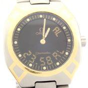 Omega / SEAMASTER 1455/448 - Unisex Steel Wrist Watch
