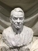 Bust of Sir Frank Whittle by Irena Sedlecka