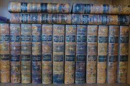 """The Waverley Novels,1901"" by Sir Walter Scott"