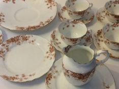 Antique Traditional Tea Set