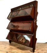 Antique CARR & Co Biscuit Shop Display