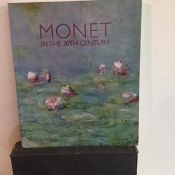 Monet In The 20th Century - The Royal Academy Exhibition 1980