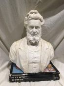 Marble Bust of Sir William Morris