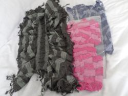 20 x Shoulder Scarves. RRP £200. Brand New