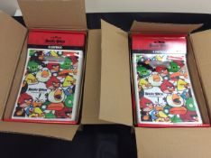 new stock 36 packs of 8 angry birds loot bags