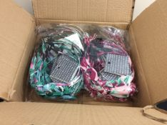 new stock box of 36 hair bands