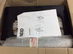 nexo rts speaker handles (pair)